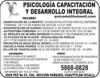 CENTRO DE CAPACITACIÓN Y APOYO PSICOLÓGICO