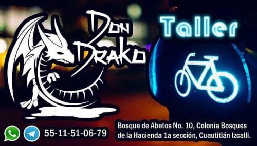 Taller Bicis Don Drako